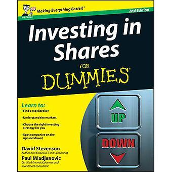 Investitionen in Aktien für Dummies (2nd Revised Edition) von David Steven
