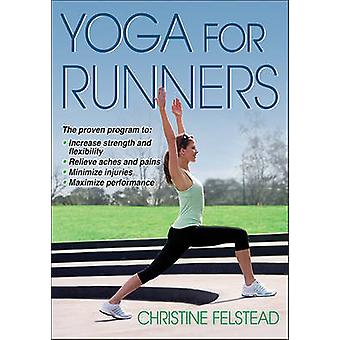 Yoga for Runners by Christine Felstead - 9781450434171 Book