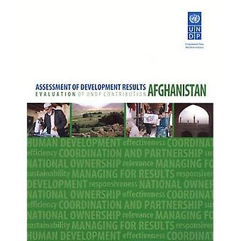 Assessment of Development Results - Islamic Republic of Afghanistan by