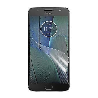 Motorola Moto G5S Skärmskydd med putsduk
