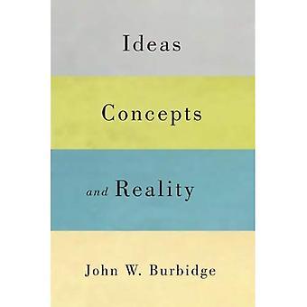 Ideias, conceitos e realidade