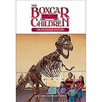 Het mysterie van de dinosauriërs (Boxcar kinderen)