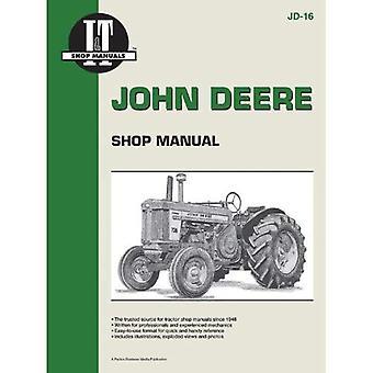 John Deere Shop Manual: Series 520-530-620-630-720-730