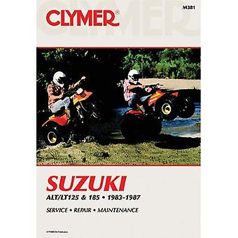 Suzuki ALT/LT125 and 185, 1983-1987