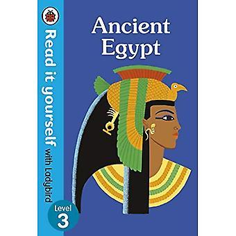 L'Egypte ancienne - lisez-le vous-même avec coccinelle niveau 3 (Read It Yourself)