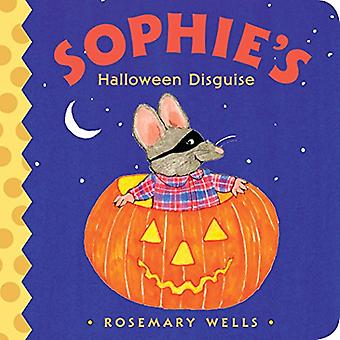 Sophie's Halloween Disguise [Board book]