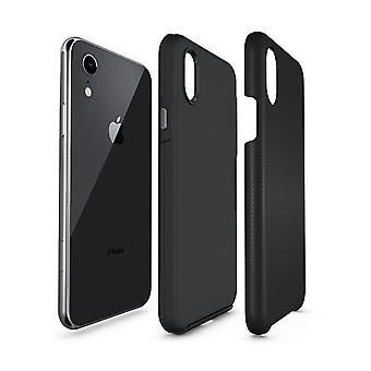 Eksklusiv dobbelt-action-veske-iPhone XS!