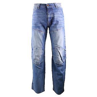 G-Star 5620 3D Stretch Med Aged  Hadron Stretch Denim Jeans