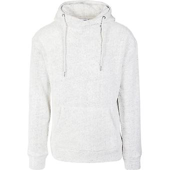 Urban classics men's Hooded sweater high neck loop Terry