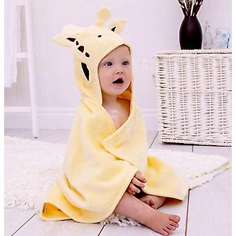 Jolly Giraffe baby towel