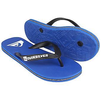 Sandalias de hombre Quiksilver Molokai - azul/negro