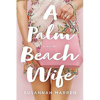 Eine Frau Palm Beach