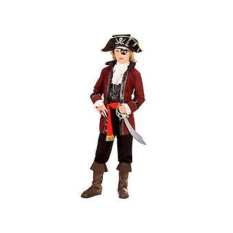 Costumes pour enfants enfants butin île pirate