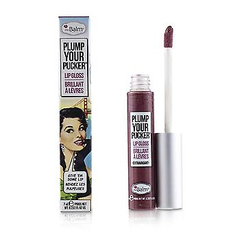Thebalm Plum Your Pucker Lip Gloss - # Extravagant - 7ml/0.237oz
