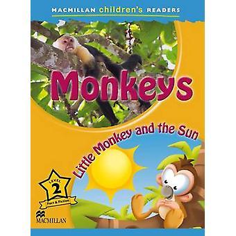 MacMillan barns läsare nivå 2-apor av J. Pascoe-97802304