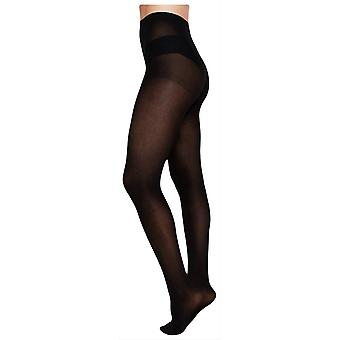 Stina Premium Bio katoen panty-zwart