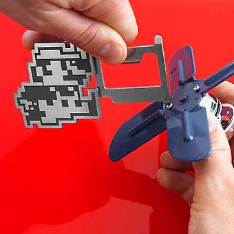 Super Mario Bros. Collector's Edition Multi-Tool Keychain