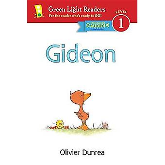 Gideon - With Read-Aloud Download by Olivier Dunrea - 9780544430587 Bo