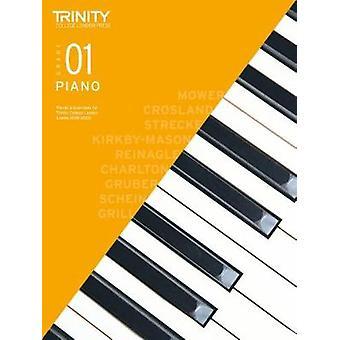 Piano Exam Pieces & Exercises 2018-2020 Grade 1 - 9780857365996 Book