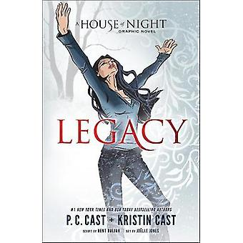 Legacy - A House Of Night Graphic Novel - Anniversary Edition by Legacy