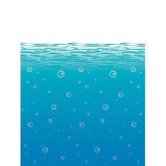 Telón de fondo submarino