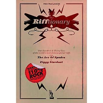 The Rifftionary - 9780571525218 Book