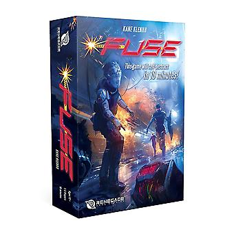 Fuse Dice Game Board Game