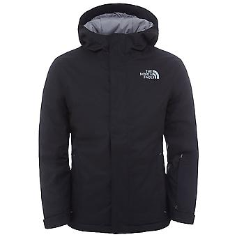 The North Face Black Childrens Youth Snowquest Jacket