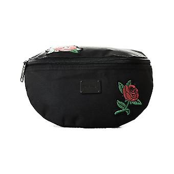 Spiral Rose Patches Bum Bag