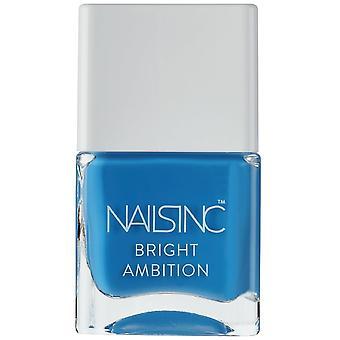 Nails inc Bright Ambition Collection - Non invité (10581) 14ml