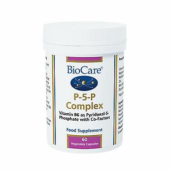 Vegicaps complexo BioCare P-5-P 60 (23560)