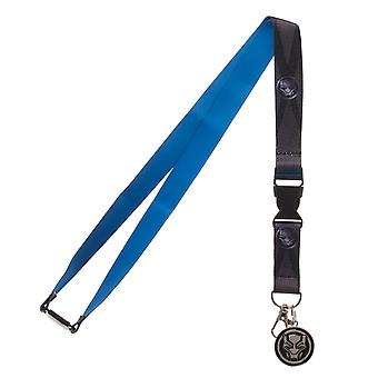 Lanyard - Black Panther - Movie Logo New la602ebpm
