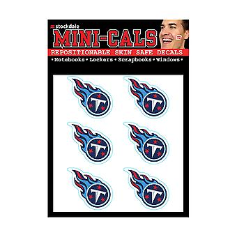 Wincraft 6 ERS Face tarra 3cm-NFL Tennessee Titans