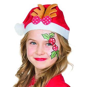 Bonnet de Noel enfants Noël renne Geweih accessoire