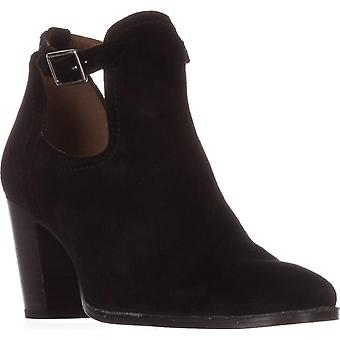 Frye Womens Meghan Leather Almond Toe Ankle Fashion Boots