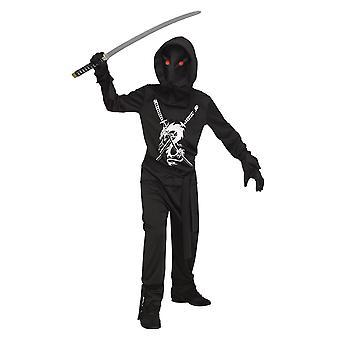 Fade in/out Boys Ninja Costume