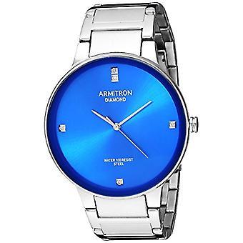 Armitron Clock Man Ref. 20/5286BLSV