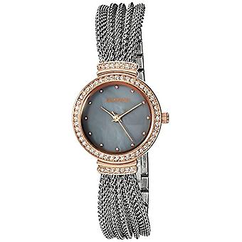 Armitron Clock Donna Ref. 75/5526GMTR