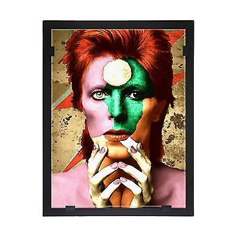 Glass Vision-board-art Glass-Bowie Design Per Siwmark