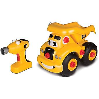 Toystate Caterpillar Take-a-part Truck