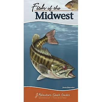 Fish of the Midwest by Dave Bosanko - 9781591935834 Book