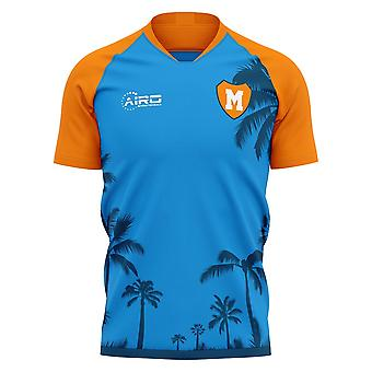 2019-2020 Miami FC Home Concept Football Shirt