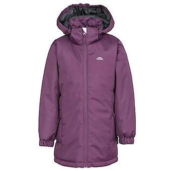 Filles Trespass Primula Padded Water Resistant School Jacket