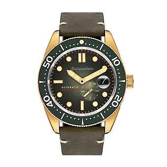 Spinnaker SP-5058-04 Gent ' s Croft groene wijzerplaat horloge