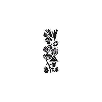 Marianne Design Craftables Punch Die: Autumn, Metal, Grey, 16.1 x 8.2 x 0.2 cm