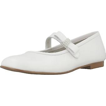 Landos Shoes Girl Ceremony 8186ae White Color