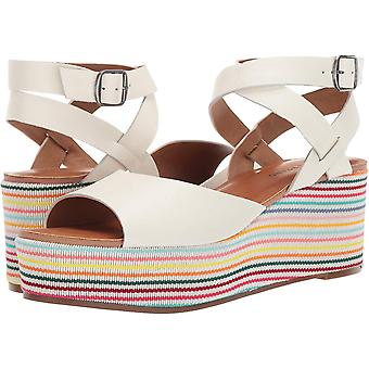 Lucky Brand Womens Ginny Peep Toe Special Occasion Platform Sandals