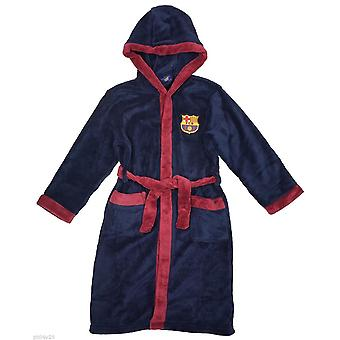Barcelona FCB kids dressing gown / bathrobe