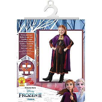Disney Frozen 2 Anna Dress Up Costume - Petit