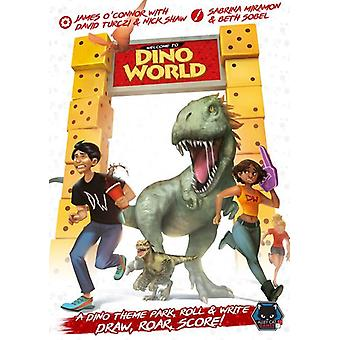 Benvenuti a Dino World Board Game